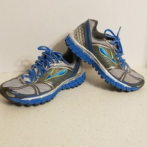 Brooks Trance 12 running shoes women's size 7
